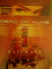 Dead or Alive 1 Ultimate X-Box Video Game