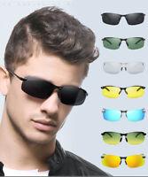 Professional Polarized Sunglasses Driving Glasses Sports Outdoor Goggles UV400
