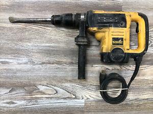 "DeWALT D25501 1-9/16"" 40mm SDS MAX Corded Rotary Hammer Drill"