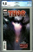THOR #4 - 2nd printing  CGC 9.8 -   Donny Cates  Black Winter   Marvel 10/20