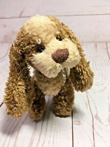 Ganz Cottage Collectible 1995 by Lorraine Brown Dog Jointed Legs Head Vtg Plush