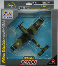 """Easy Model - Messerschmitt Bf109E """"Air Force Rumänien"""" 1:72 Neu/OVP Flugzeug"""