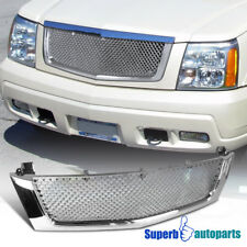 For 2002-2006 Cadillac Escalade ABS Mesh Grill Hood Grille Replacement