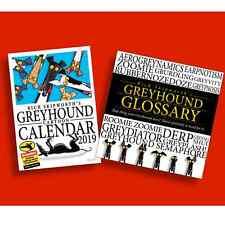 Rich Skipworth's Greyhound Glossary and Calendar