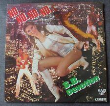 Sheila, no no no no / sunshine week end / tender silence of the , Maxi Vinyl
