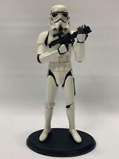 Attakus Star Wars Stormtrooper Porcelain Statue 1:10th Scale ~ 7 1/2 Inch Figure