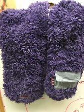 Ladies Purple Fluffy Scarf Billabong  Surf Chic