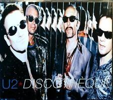 U2 Discotheque 3tr Island CID 649 854 775-2 France 1997 CD Maxi Single