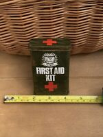 Action Man Patrol Vintage Toy First Aid Kit Tin. Believed To Be Childs Toy.