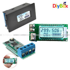 Lithium Li-ion Battery 18650 26650 LED Tester LCD Capacity Current Voltage Meter