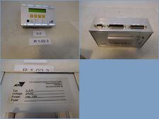 ATN Tecnica di Automazione Niemeier IL-S-R, ATN Dropjet Steuererung