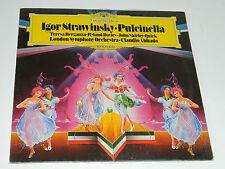 sealed NEW LP Strawinsky Pulcinella Berganza Davies Abbado 1979 GERMANY london