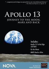 NOVA: Apollo 13 - Journey to the Moon, Mars and Back DVD Region 1