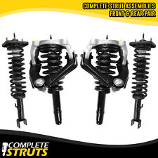 1999-2000 Plymouth Breeze Quick Complete Struts & Coil Springs w/ Mounts Bundle