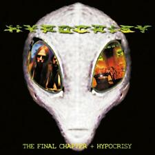 The Final Chapter  / Hypocrisy 2 CD SET dijipack edition