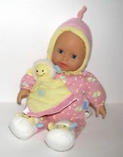 Fisher Price Little Mommy Bedtime Baby Lamb Lullaby Lights Up