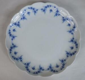 """Kaiser Romantica Festival Blue on White 7-3/4"""" Salad Plate"""