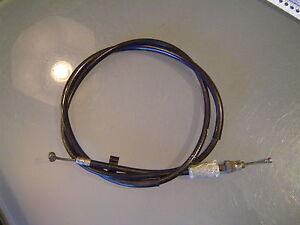 1975 Honda CB550K Clutch Cable