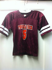 Virginia Tech Jersey Youth Size M(10-12)
