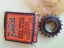 Vintage NOS bicycle Freewheel -THE VILLIERS-for RALEIGH SCHWINN PHILLIPS NEW 18T