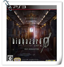 PS3 Resident Evil Biohazard 0 HD Multi-Languag SONY Capcom Action Games
