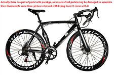 Road Bike Cycling 7 Speed 26 Inch/700CC 60mm Unisex / Men's / Women's SHIMANO