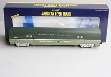 American Flyer 6-49935 S Scale Northern Pacific Baggage Car (Add-On) NIB