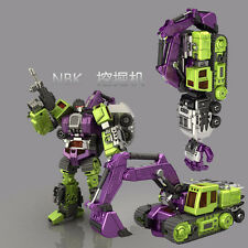 New NBK Transformers GT Hercules Excavator Children Toys Promotional Price6