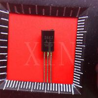 10pcs 2SD667 Japan-Transistor npn new