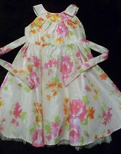 Girls layered party dress from jona michelle age 4 years
