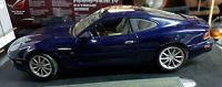 Maisto 1/18 Scale Aston Martin DB7 Vantage Dark Blue