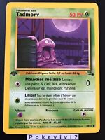 Carte Pokemon TADMORV 48/62 Commune Fossile Wizard EDITION 1 FR NEUF