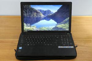 Toshiba Satellite C55-A5105 15.6in Intel Celeron N2820 1.13GHz 500GB HDD 4GB RAM