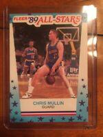 1989-90 fleer sticker #9 CHRIS MULLIN golden state warriors PSA 10?