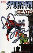 Marvel Comics Spider-Man The Death of Captain Stacy - Graphic Novel (Paperback)