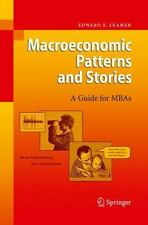 Macroeconomic Patterns and Stories: By Edward E Leamer