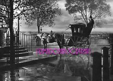 WHITE CLIFFS OF DOVER 8X10 Lab Photo 1944 Horse & Carriage Movie Still