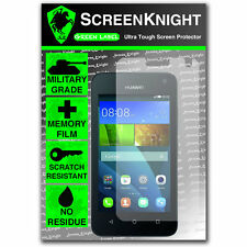 ScreenKnight Huawei Y3 - FRONT SCREEN PROTECTOR military shield