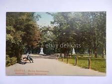 BEOGRAD Izgled Kalemgdana Serbia old postcard