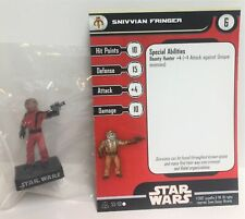 Star Wars Alliance & Empire 53/60 Snivvian Fringer (C) Miniature