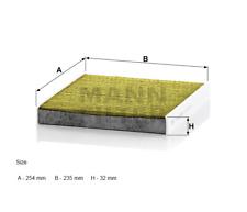 MANN FP26009 Biofuntional Cabin Filter