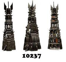 🔹 NUOVO 🔹 LEGO IL SIGNORE DEGLI ANELLI 10237 la torre di Orthanc 🔹 NO Minifigures 🔹