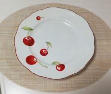 Richard Ginori Antico Cherry 27cm Fruit Plate Tableware Interior Dinnerware