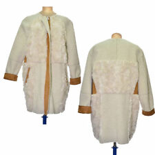 Topshop Zip Polyester Knee Length Coats & Jackets for Women