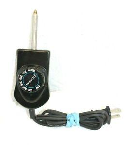 PRESTO Heat Temp Control Power Plug Power Cord ELECTRIC SKILLET 0690005 1500w