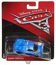 NEW, SEALED! Disney-Pixar Cars 3 Daniel Danny Swervez (Octane Gain) Die-Cast Car