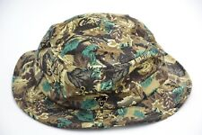 NEW Hater Snapback Jungle Camo Bucket Hat One Size