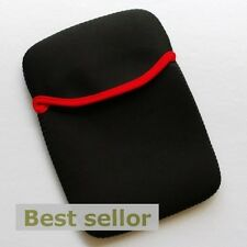 """Soft Cloth Case cover sleeve 7"""" GPS Kindle Fire Samsung Galaxy HTC Tablet Ebooks"""