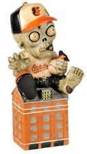 Baltimore Orioles Team Thematic Zombie Figurine [NEW] MLB Figure Garden Gnome