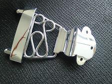 Genuine Epiphone 4 Strings Violin bass Viola Bass Taipiece Chrome--No Box&screws